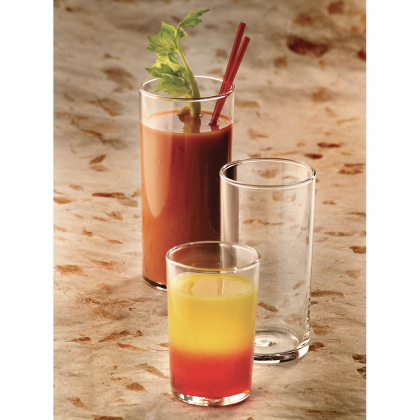 Verre Highball Zombie Straight Sided 355ml, Libbey