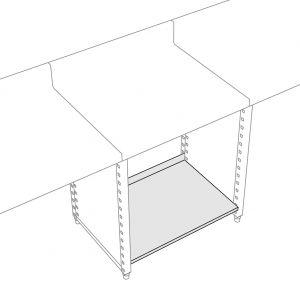 Machine à granité 2x6L Ugolini