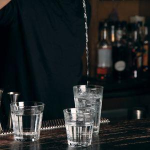 Refroidisseur à bouteilles 170L fond plat CORECO