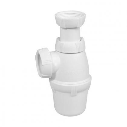Siphon PVC simple