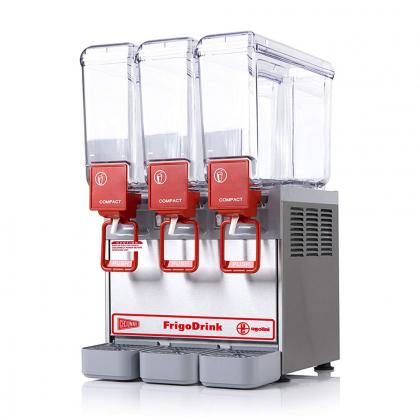 Distributeur de boissons réfrigérées 3x18L Ugolini