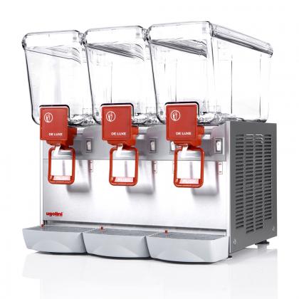 Distributeur de boissons réfrigérées 3x12L Ugolini