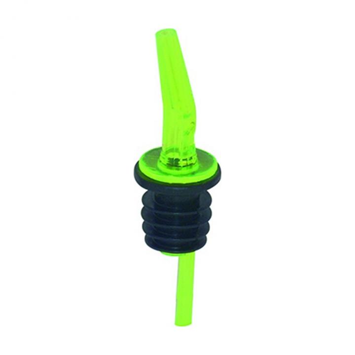 Bec verseur en polycarbonate vert fluo