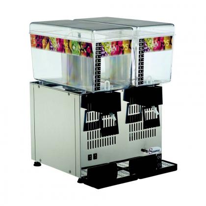 Distributeur de boissons réfrigérées 2x12L