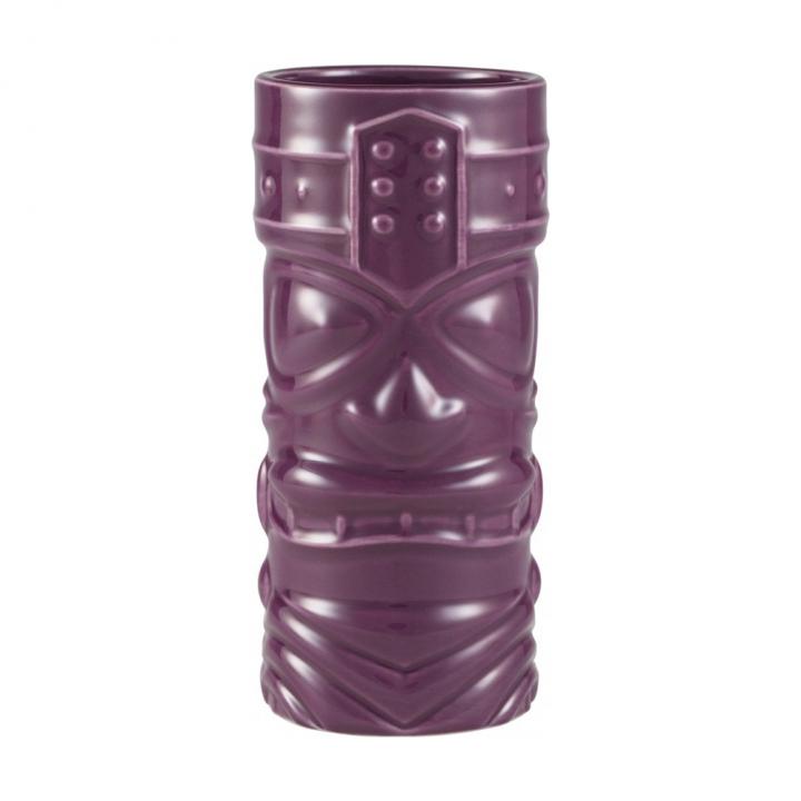 Verre Tiki 400mL violet