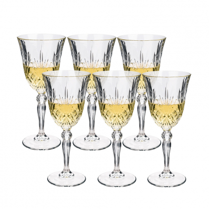 "Verre à Vin blanc 210 ml ""Melodia"", RCR"