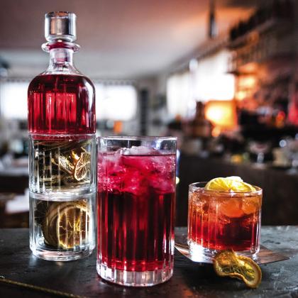 Bouchon pour Carafe empilable Combo Cocktail Party, RCR