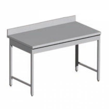 Table adossée standard 700mm