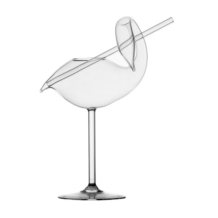 """Verre à Cocktail soufflé bouche 75 ml """"Odette"""", Jakobsen Design"""