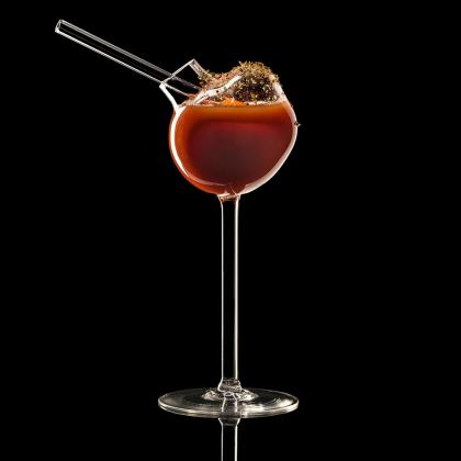 """Verre à Cocktail soufflé bouche 500 ml """"Pygo"""", Jakobsen Design"""