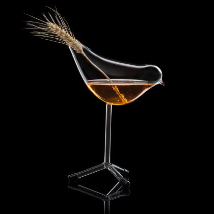 """Verre à Cocktail soufflé bouche 200 ml """"Lark"""", Jakobsen Design"""