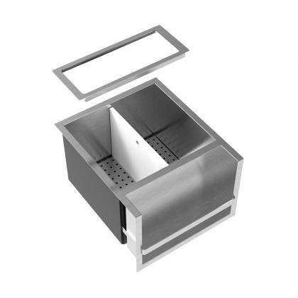 icewell inox bar 47L