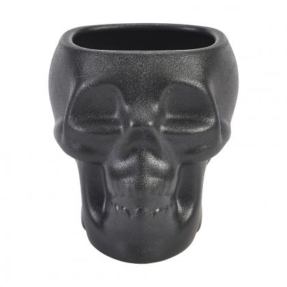 Mug Tiki Crâne Noir 800 ml