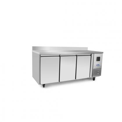 Table réfrigérée 350 L avec dosseret, Atosa