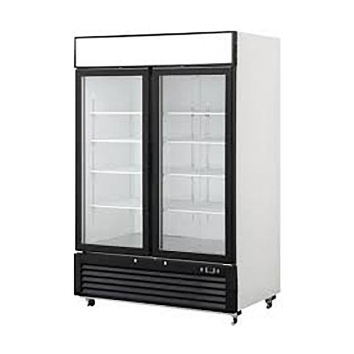 Armoire frigorifique vitrée 1320 L, Atosa