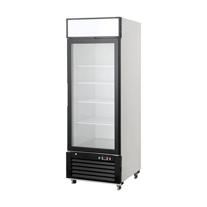Armoire frigorifique vitrée 590 L, Atosa