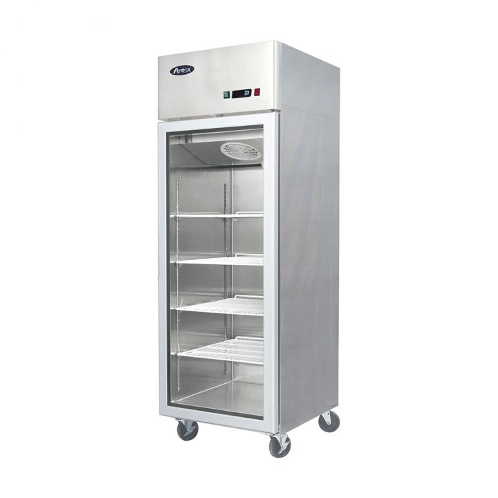 Armoire frigorifique vitrée 670 L, Atosa