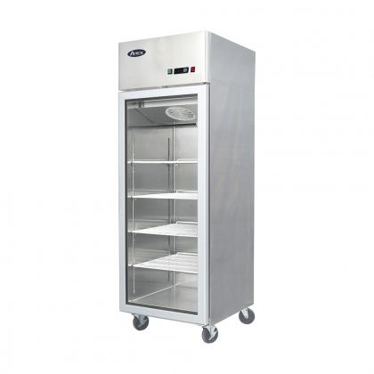 Armoire frigorifique vitrée 450 L, Atosa