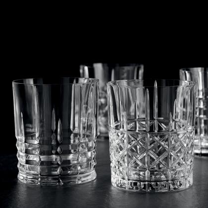 "Verre à Whisky Diamond 345 ml ""Highland"", Nachtmann"