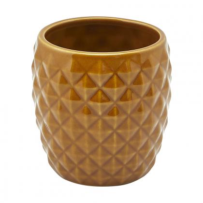 Mug Tiki Ananas 400 ml marron
