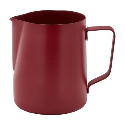 Pot à lait 340 ml rouge avec anse