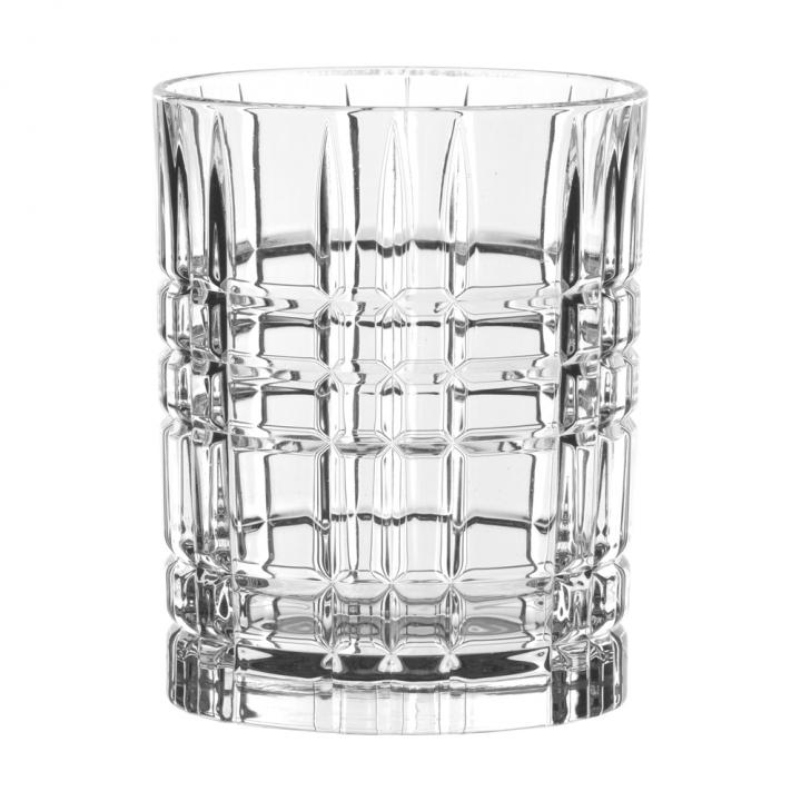 Verre Whisky Square 345 ml Highland, Nachtmann