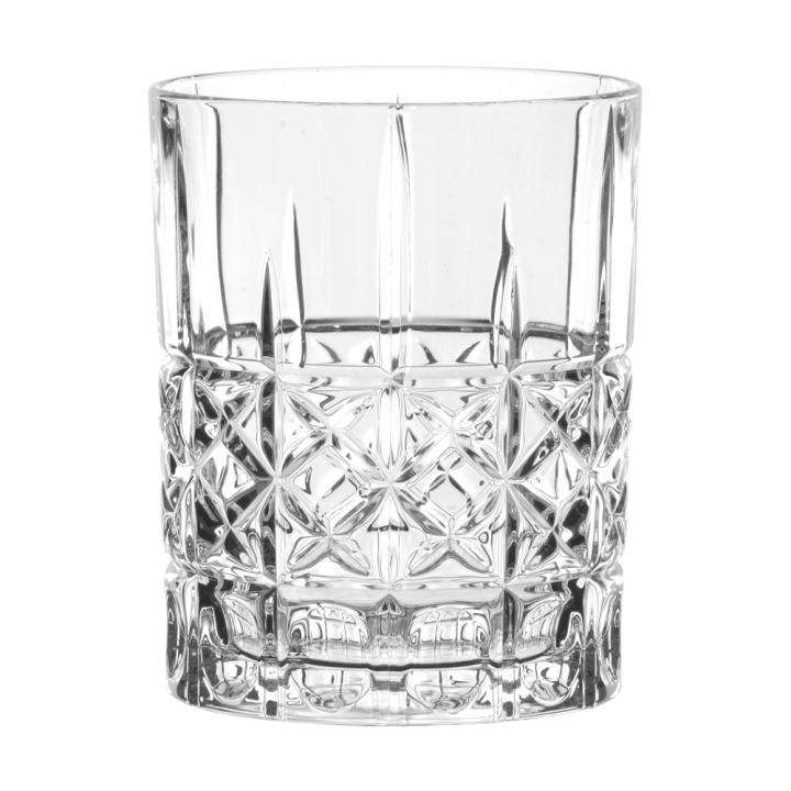 Verre Whisky Diamond 345 ml Highland, Nachtmann