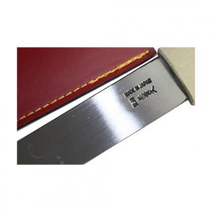 Couteau à glace lame martelée L 13,5 cm
