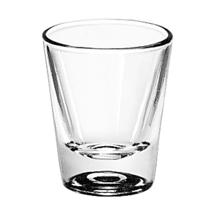 Verre Shot 37 ml Whiskey, Libbey