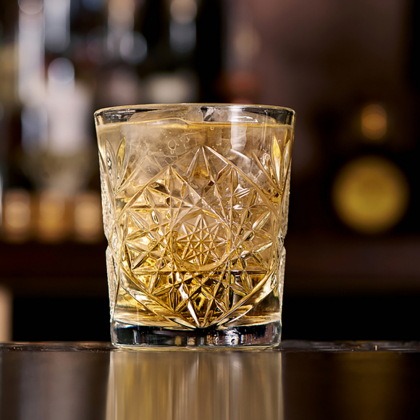 Verre Old Fashioned 355 ml Hobstar, Libbey