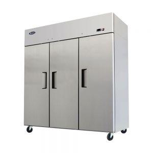 Vitrine réfrigérée 315L portes coulissantes H840/850 / L1350 mm