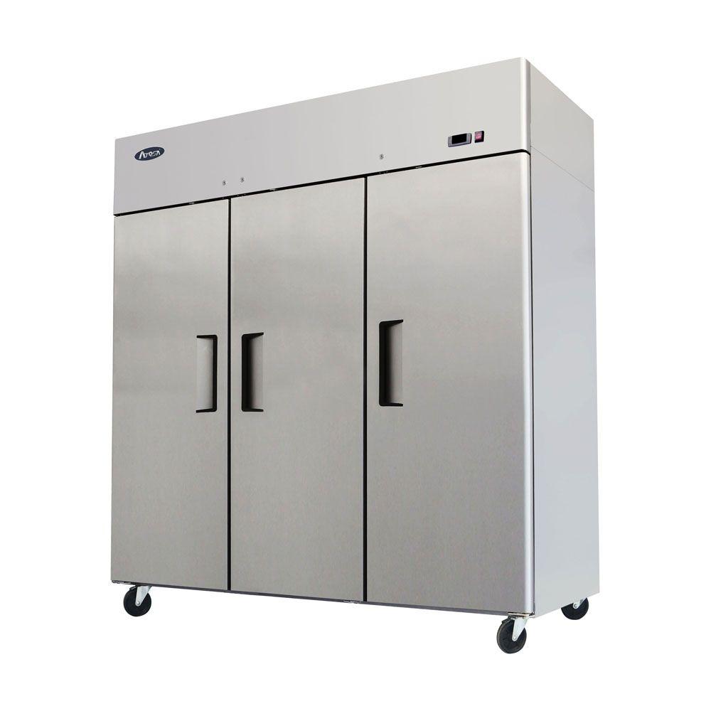 Vitrine réfrigérée 140L, L602 H840/850 mm