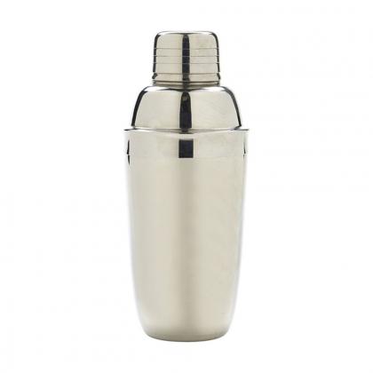 Shaker 3 pièces 230 ml en inox poli