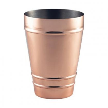 Verre Tumbler 500 ml en métal finition cuivre