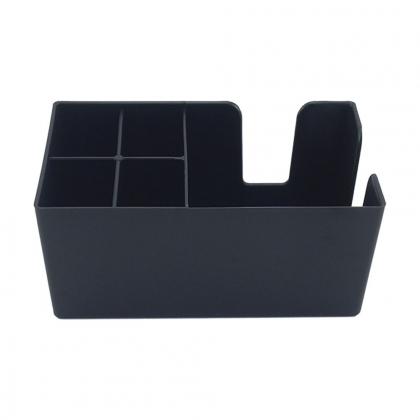 Bar caddy en plastique noir