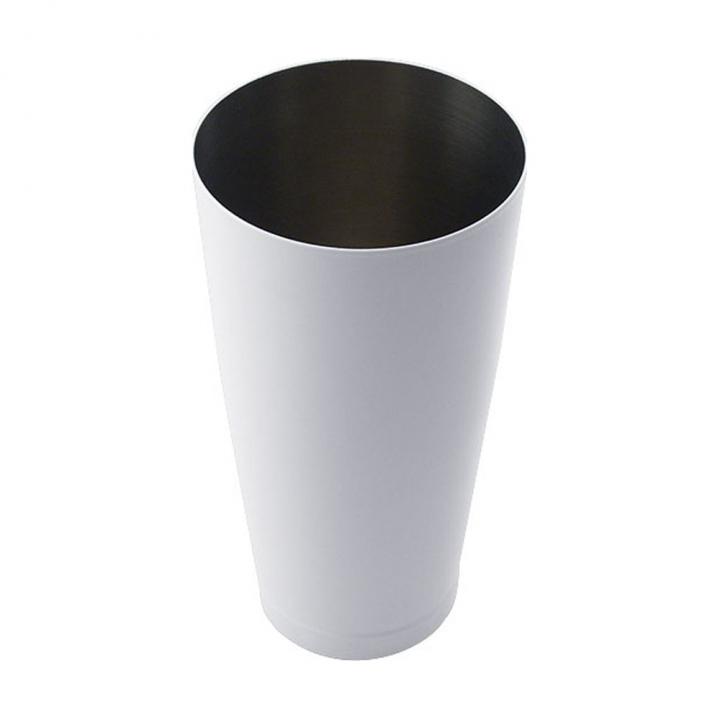 Shaker Boston lesté 820 ml finition blanc vernis
