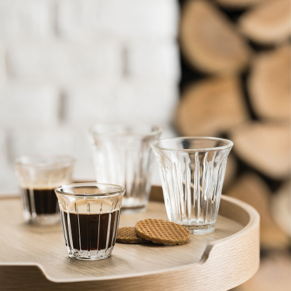 Tasse à café Zinc 100ml, La Rochère