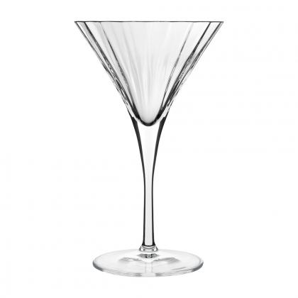 """Verre à Martini 260 ml """"Bach"""", Luigi Bormioli"""